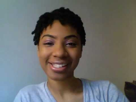 Two strand twists with Miss Jessie's Baby Buttercreme! (#60 top rated 11-21-09)