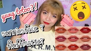 SUNNIES FACE FLUFFMATE |ANG KATOTOHANAN | IS IT WORTH THE HYPE? | HAVEY O WALEY? | MYJELL BAYANIN |