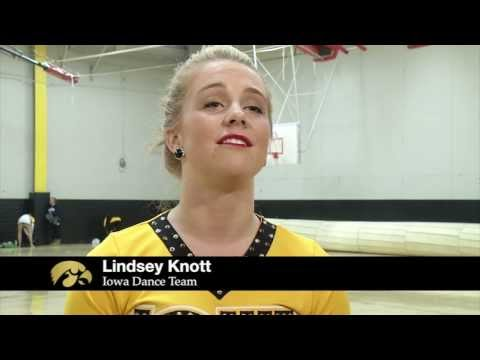 Iowa Spirit Squads Head to National Competition on YouTube