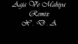 Dj X.D.A ft Imran Khan & Eminem Sare Taare (Aaja Ve Mahiya) Remix