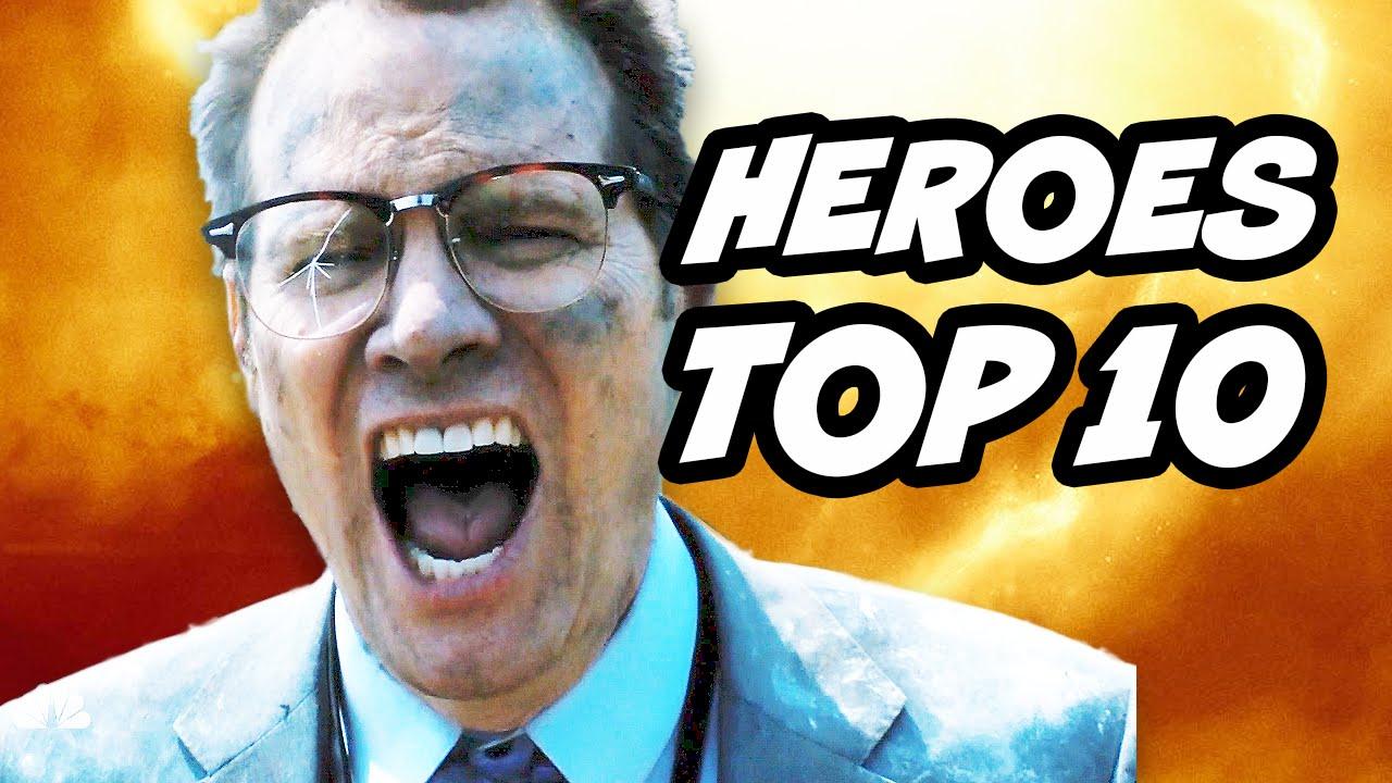 Download Heroes Reborn Episode 1 - 2 TOP 10 Moments