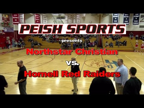 Hornell vs. Northstar Christian Academy Boys Varsity Basketball 2016-2017