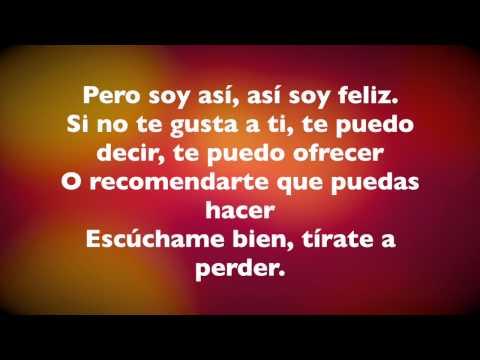 Soy Un Desmadre (letra) - Banda tierra sagrada ft Marcos Flores
