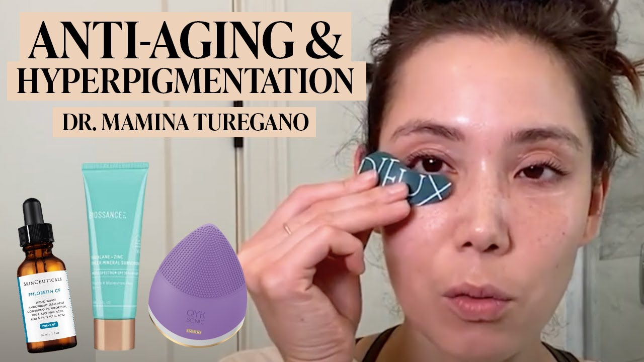 Dermatologist's Anti-Aging and Hyperpigmentation Morning Skincare Routine | Skincare Expert