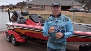 NITRO Boats: 2016 Z20 Walk Around Review with Barry Stokes