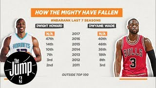 Should Dwyane Wade and Dwight Howard be considered Top 100 NBA players?   The Jump   ESPN