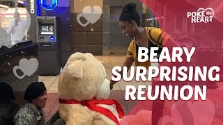 Big Bear Surprise Reunion | Poke My Heart