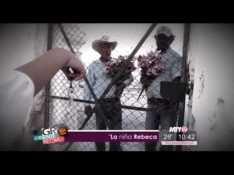 """Leyenda """"La Niña Rebeca"""""""