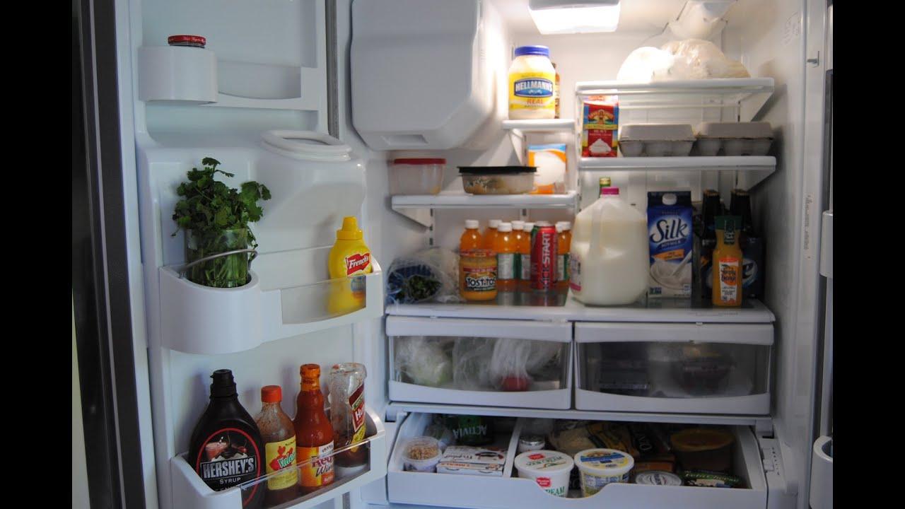 Qu tengo en mi refrigerador nevera tag youtube for Como ordenar la nevera