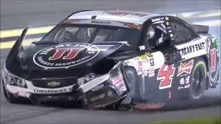 Top 10 NASCAR crashes of 2015