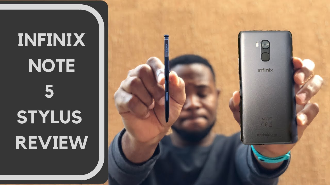 Infinix Note 5 Stylus (Pro) Review: All About The X-Pen