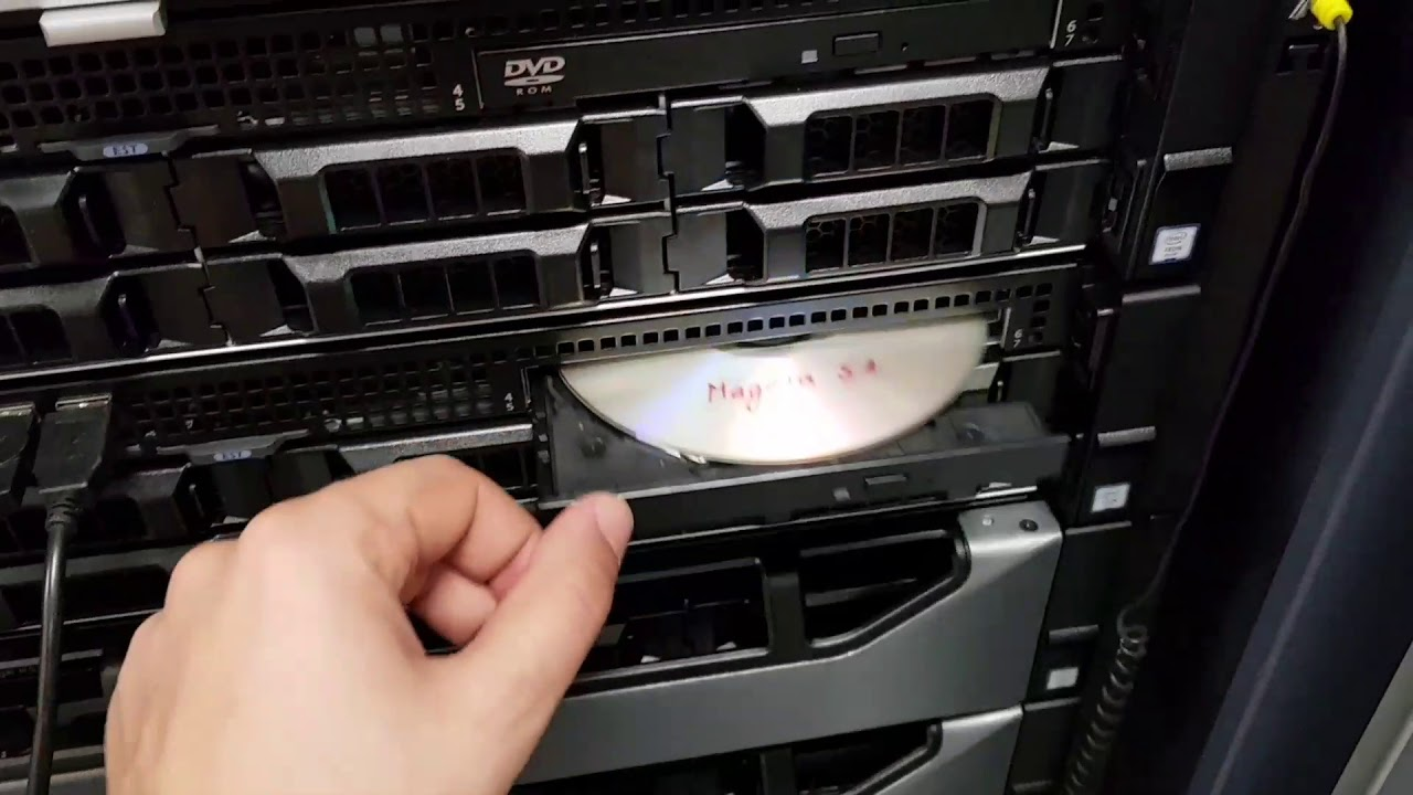 Dell PowerEdge R530 Raid configuration and OS installation
