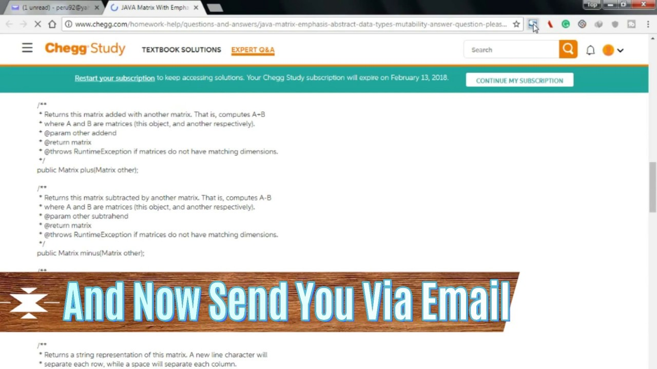 How To Unblur Text On Any Website how to unblur chegg : LightTube