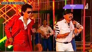 Yo Soy: Frankie Ruíz y Héctor Lavoe nos hicieron gozar con 'Amargura'
