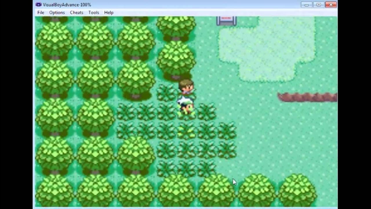 pokemon delta emerald gba zip download