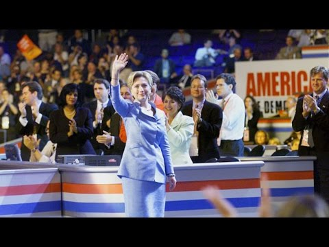 DNC 2000 - First Lady Hillary Rodham Clinton [FULL VIDEO]