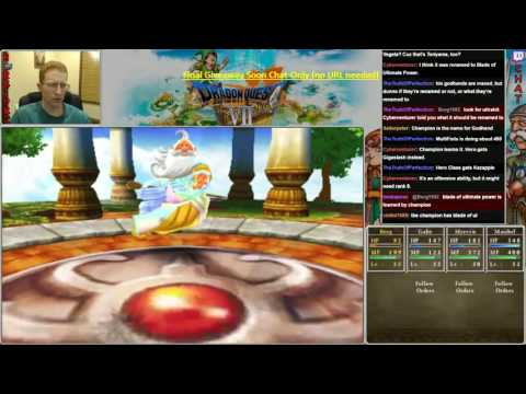 Save Dragon Quest VII: Borg VS Bonus Boss Screenshots