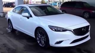 Mazda 6 white(Транспортная компания