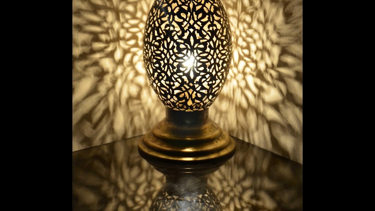Moroccan Lantern Moroccan Flame Table Lamp Floor Lamps Moroccan