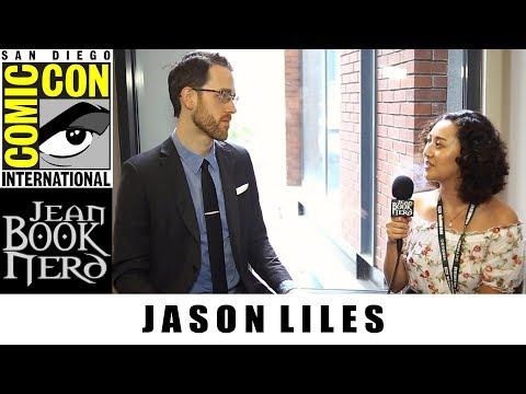 Jason Liles Interview - RAMPAGE - San Diego Comic Con 2018 - JeanBookNerd