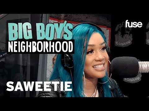 Saweetie On What Went Down In The DM With Quavo  | Fuse X Big Boy