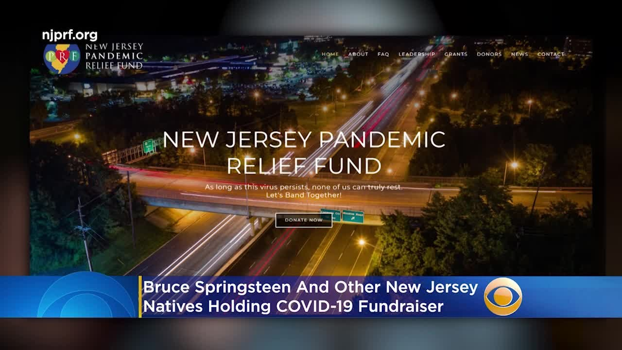 See Bruce Springsteen and Jon Bon Jovi Play COVID-19 Benefit ...