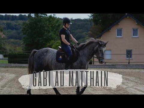 GABI AU MATTHAIN