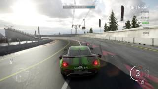 Forza 6 Race and Tune - Class A Aston Martin Zagato  - Top 50
