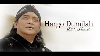 Video Hargo Dumilah - Didi Kempot [OFFICIAL] download MP3, 3GP, MP4, WEBM, AVI, FLV Mei 2018