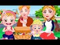 Baby Hazel Family Picnic | Fun Game Videos By Baby Hazel Games