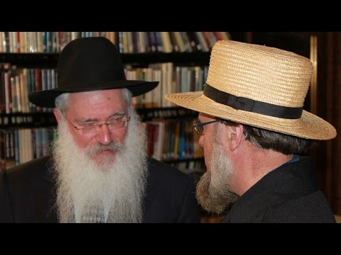 Hasid & Mennonite - Not as different as you think - Video Highlight - Unite The Beards