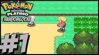 Pokémon Platino Randomlocke (Terminada)