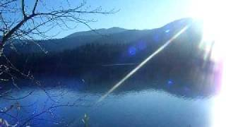 strange screem at Lake Siskiyou