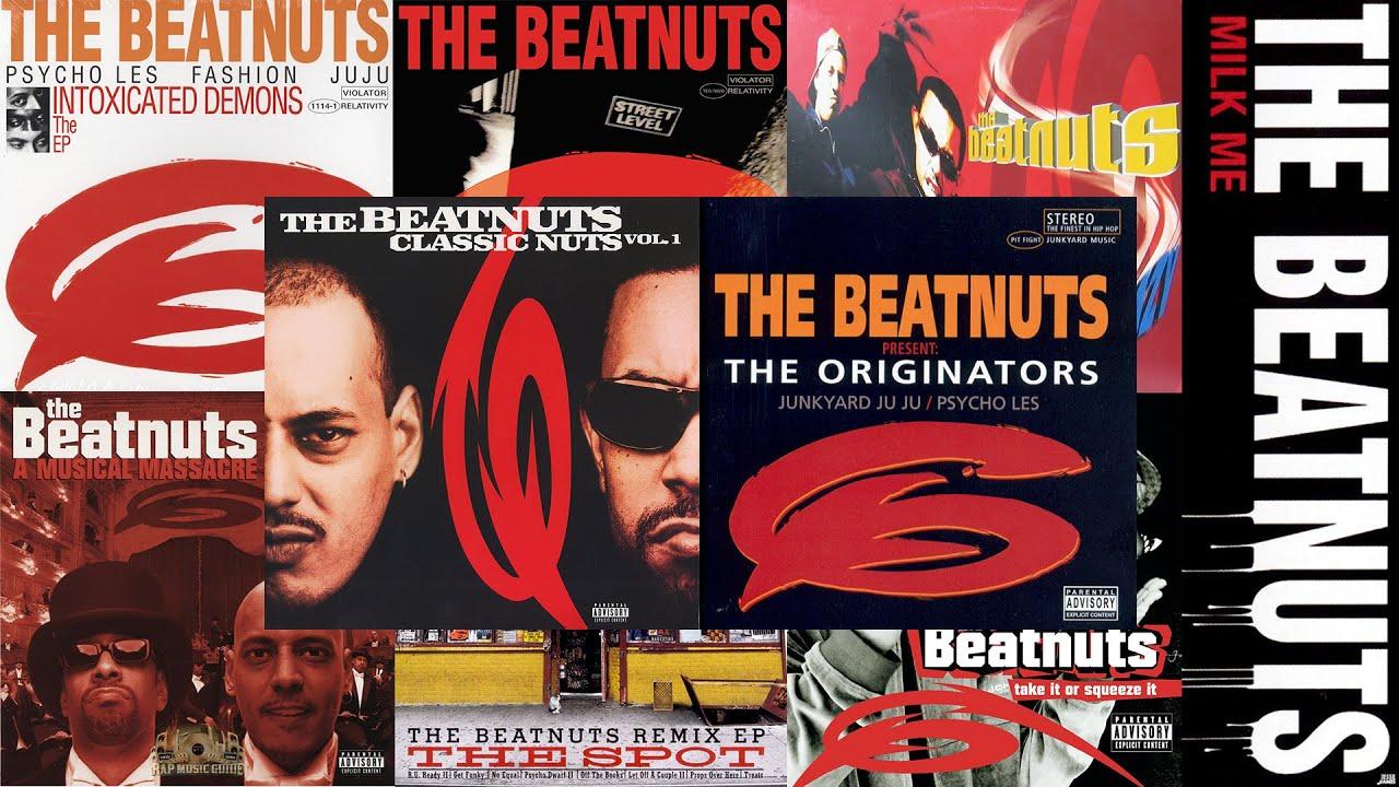 The Beatnuts Tribute Hip Hop Rap Instrumental