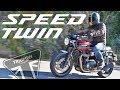 Triumph Speed Twin 2019 | Prueba | Toma De Contacto