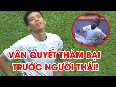Highlights   Hà Nội FC - Bangkok Utd    Văn Quyết trượt 11m, thảm bại trước người Thái   NEXT SPORTS