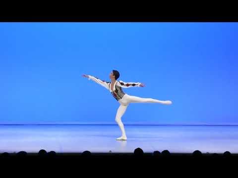 Vitor Augusto Vaz, 203 – Prix de Lausanne 2020 Prize Winner – Classical