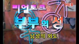TV한반도 -부부의 성(4)/남성의 외도(리얼토크/20…
