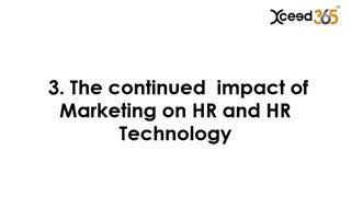 5 major trends in the hr software world for managers and c level executives africa