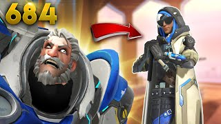 This Is The Ana On YOUR Team!! | Overwatch Daily Moments Ep.684 (Funny and Random Moments)