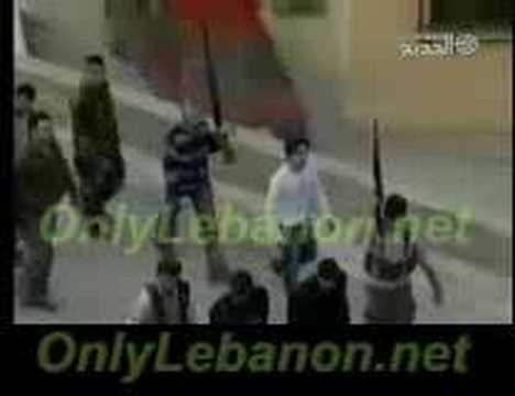 Difference Hezbollah and 14 feb Militia - OnlyLebanon.net