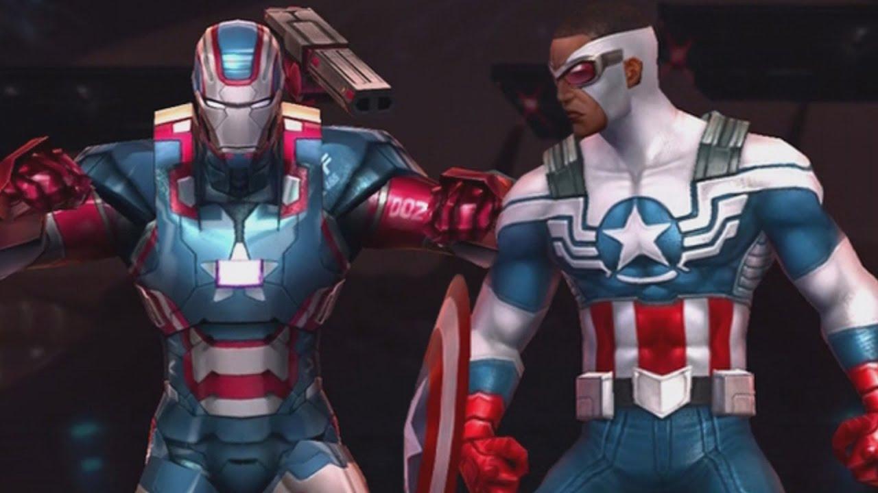captain america ios wallpaper