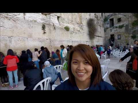 Holy Land Pilgrimage March 2017