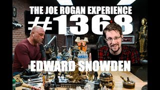 Joe Rogan Experience #1368   Edward Snowden