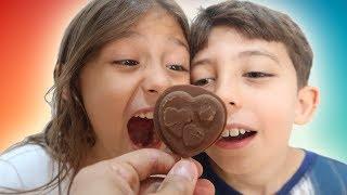صنعوا مصاص بالشوكولاته!