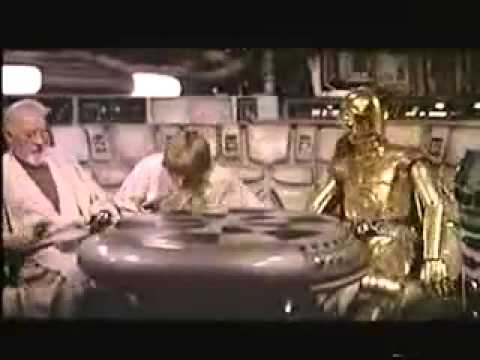 Star Wars Episode Iv A New Hope 1977 Official Movie Trailer Youtube