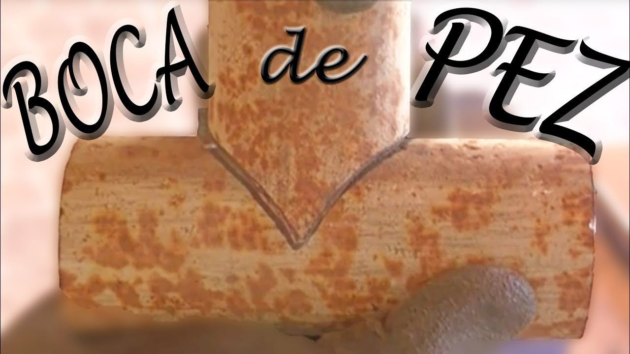 BOCA DE PEZ, fórmula muy fácil de hacer....