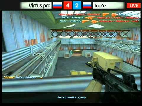 Virtus Pro Vs Forze