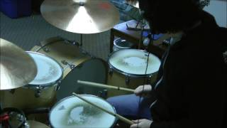 Random Solo - Ludwig Classic Maple Kit