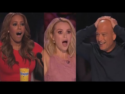 8 MOST INTERESTING Kids Audition In BGT And AGT